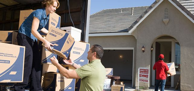 10 Things You Should Do the Day You Move Into Your New Dream Home